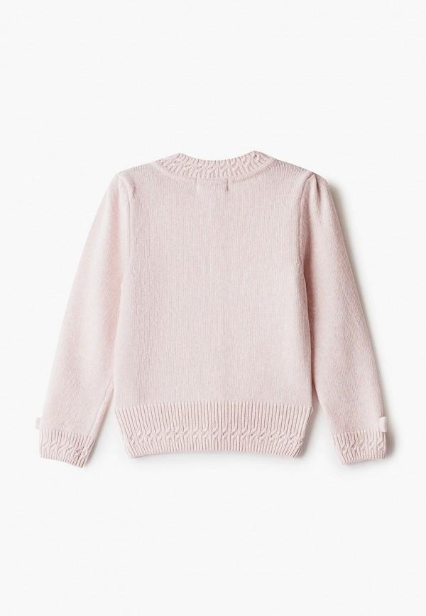 Кардиган для девочки Снег Идёт цвет розовый  Фото 2
