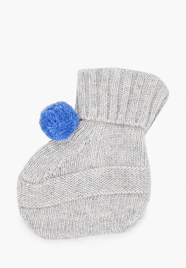 Носки для мальчика Снег Идёт цвет серый