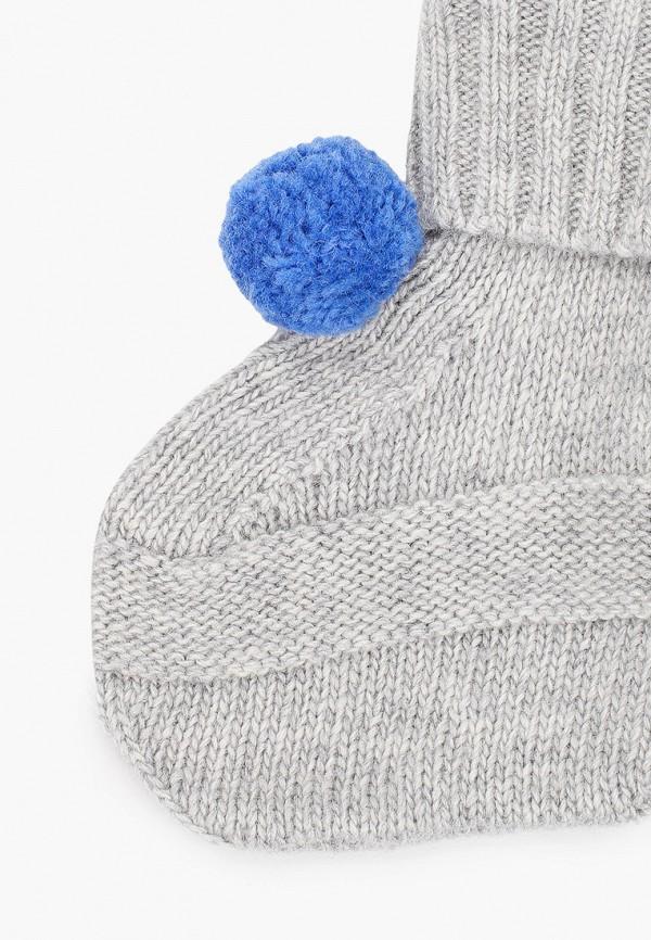 Носки для мальчика Снег Идёт цвет серый  Фото 2