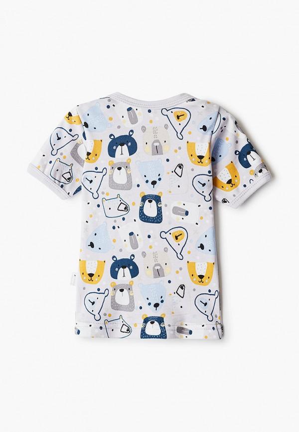 Пижама для мальчика Веселый малыш цвет серый  Фото 2