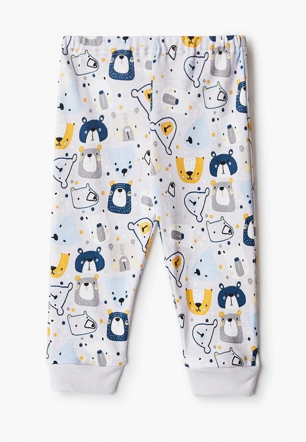 Пижама для мальчика Веселый малыш цвет серый  Фото 4
