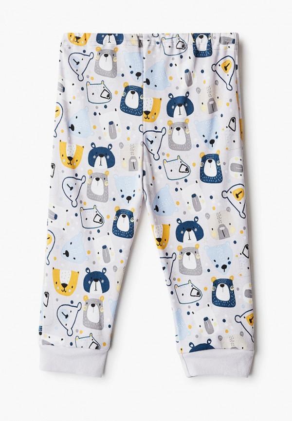 Пижама для мальчика Веселый малыш цвет серый  Фото 5