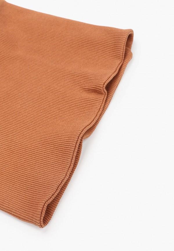 Снуд для мальчика Trendyco Kids цвет коричневый  Фото 2