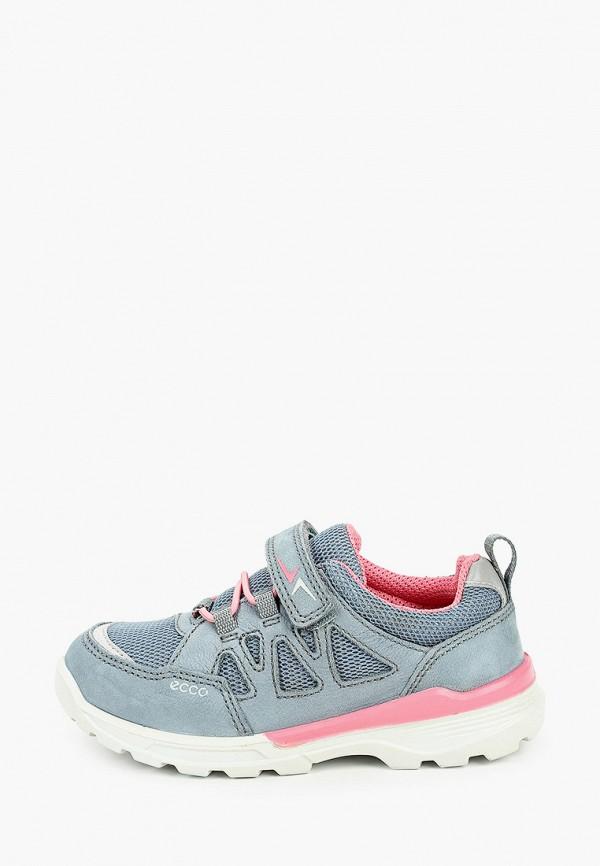 Кроссовки для мальчика Ecco цвет серый
