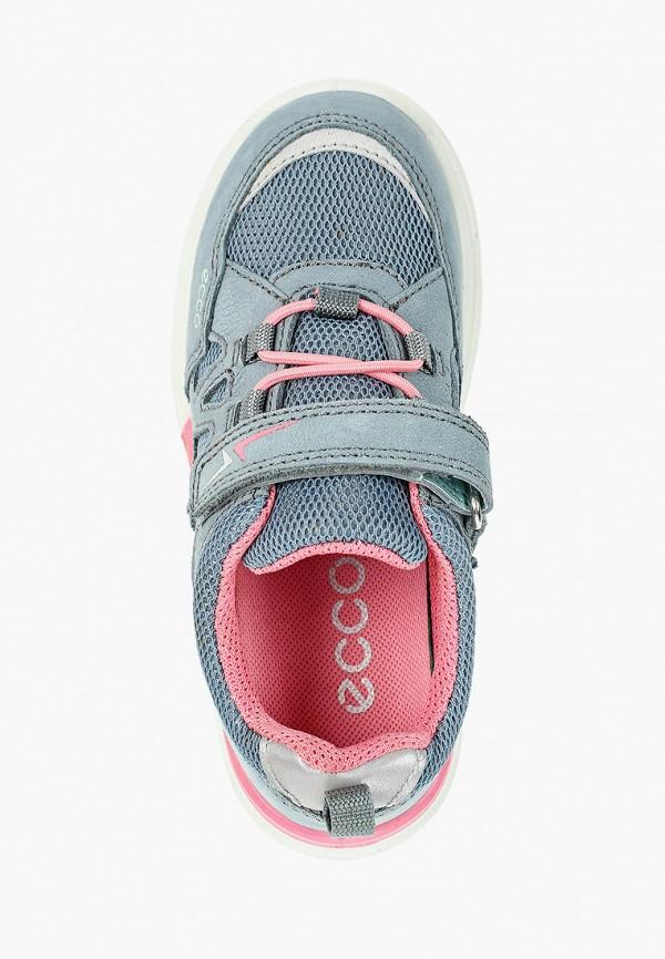 Кроссовки для мальчика Ecco цвет серый  Фото 4