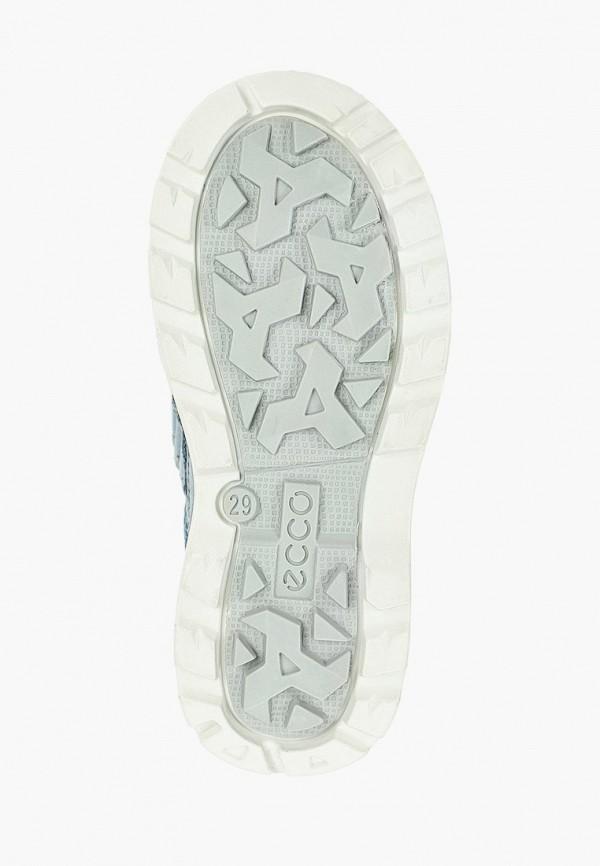 Кроссовки для мальчика Ecco цвет серый  Фото 5