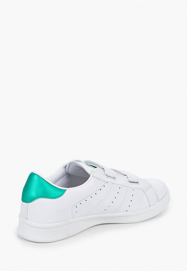 Кеды для мальчика King Boots цвет белый  Фото 3