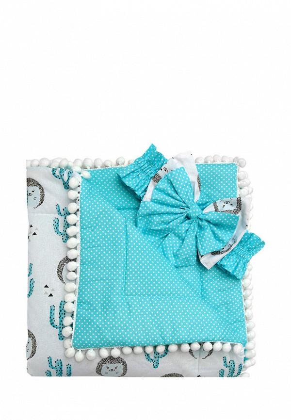 Конверт для новорожденного Amarobaby цвет белый  Фото 4