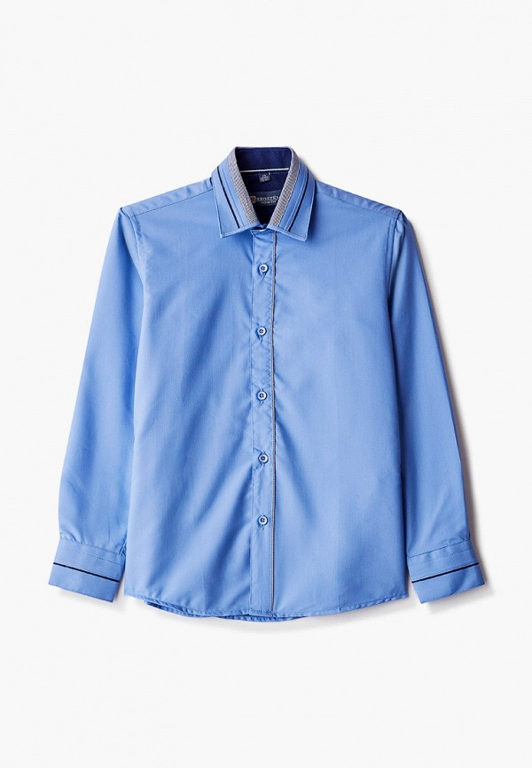 рубашка brostem малыши, голубая