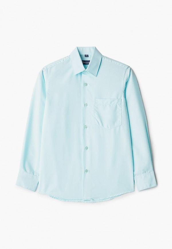 рубашка brostem малыши, бирюзовая