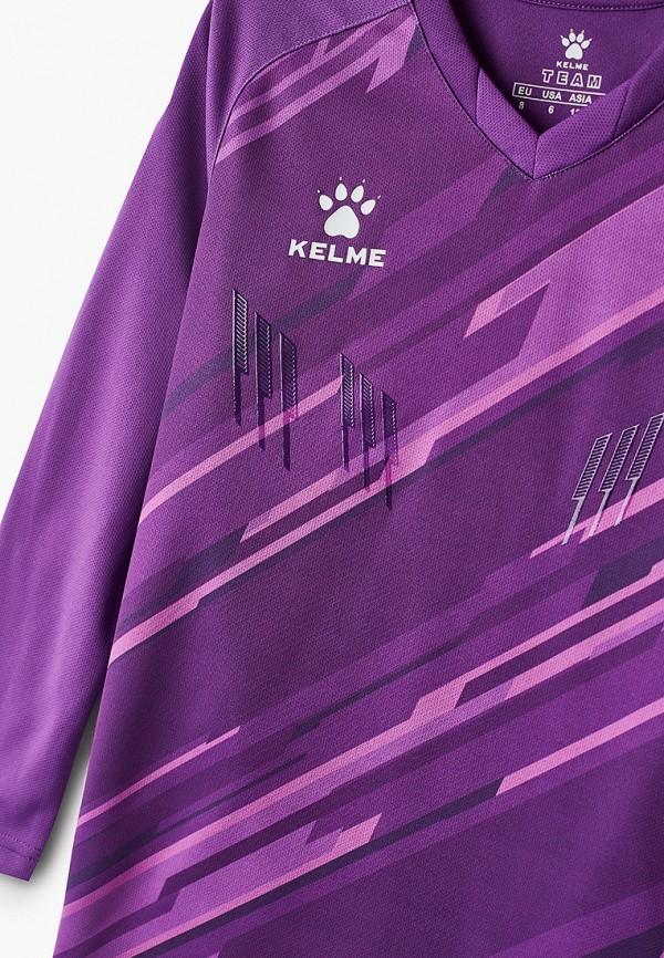 Костюм спортивный для мальчика Kelme цвет фиолетовый  Фото 3