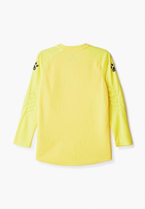Костюм спортивный для мальчика Kelme цвет желтый  Фото 2