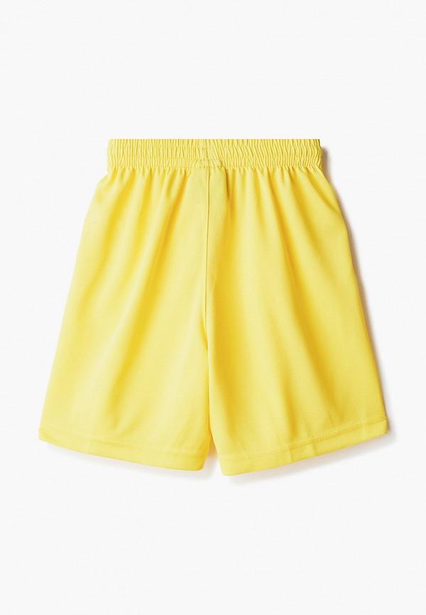 Костюм спортивный для мальчика Kelme цвет желтый  Фото 5