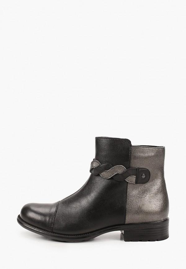 Ботинки Ralf Ringer черного цвета