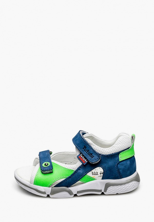 сандалии tutubi малыши, синие