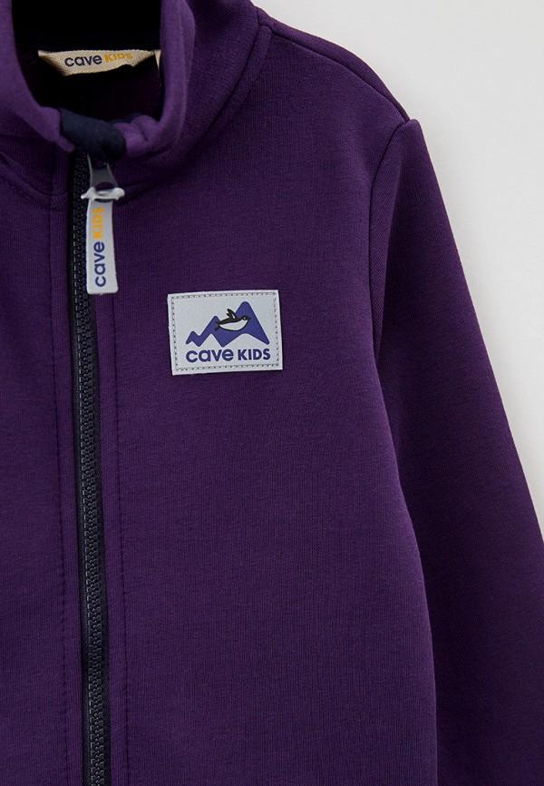 Детский комбинезон Cave Kids цвет фиолетовый  Фото 3