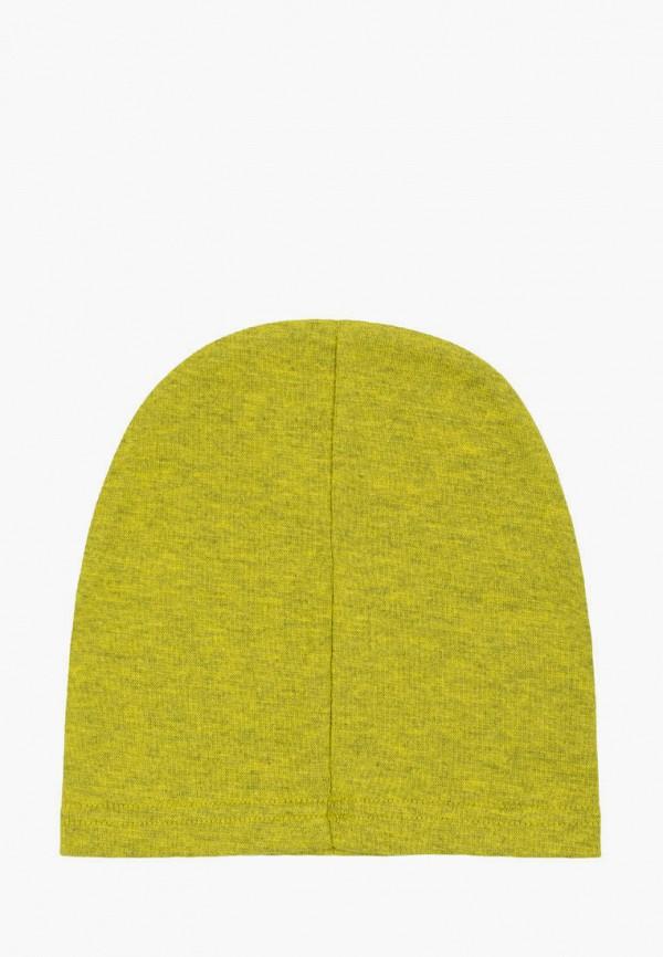 Шапка детская bodo цвет желтый  Фото 2