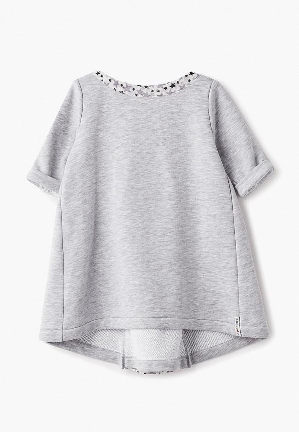 Платья для девочки COOCKOO цвет серый