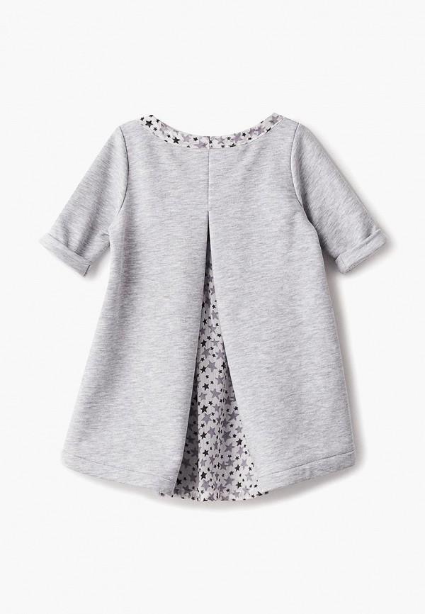 Платья для девочки COOCKOO цвет серый  Фото 2