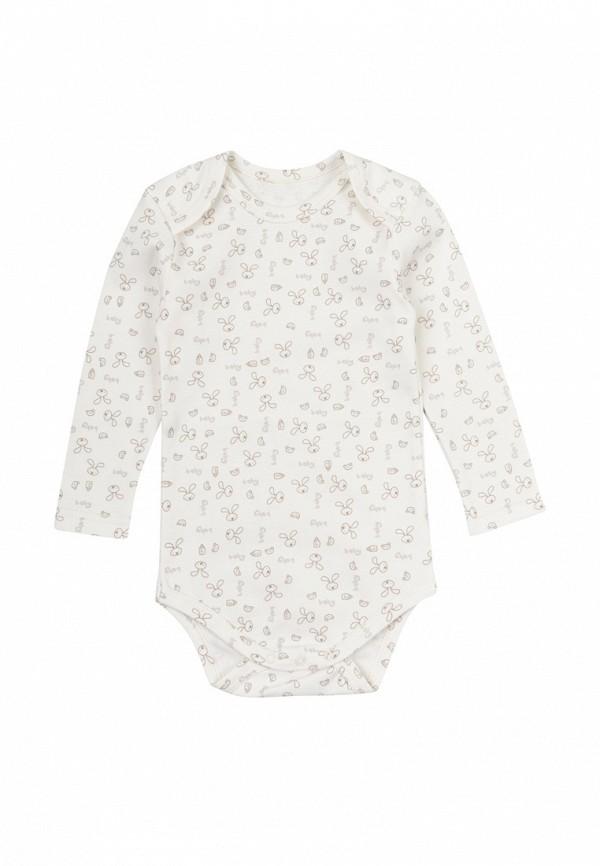 боди фламинго текстиль малыши, бежевые