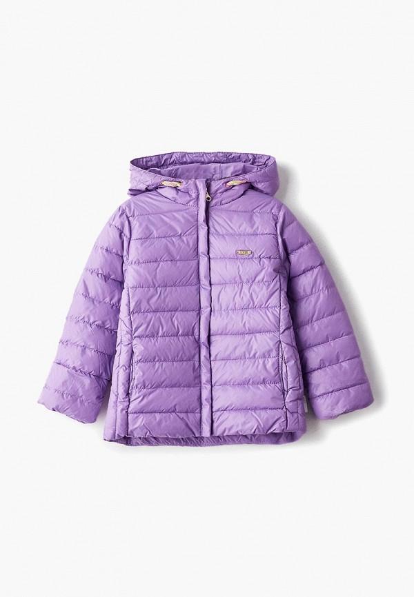 куртка kvartet малыши, фиолетовая