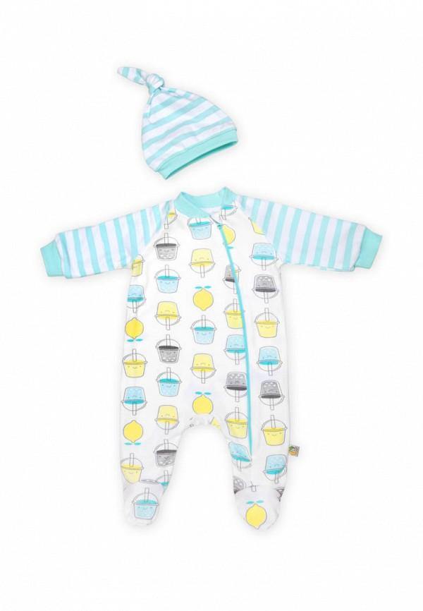 Фото - Комплект Сонный Гномик Сонный Гномик MP002XC00P2I комплект белья для новорожденных сонный гномик жирафик бежевый белый