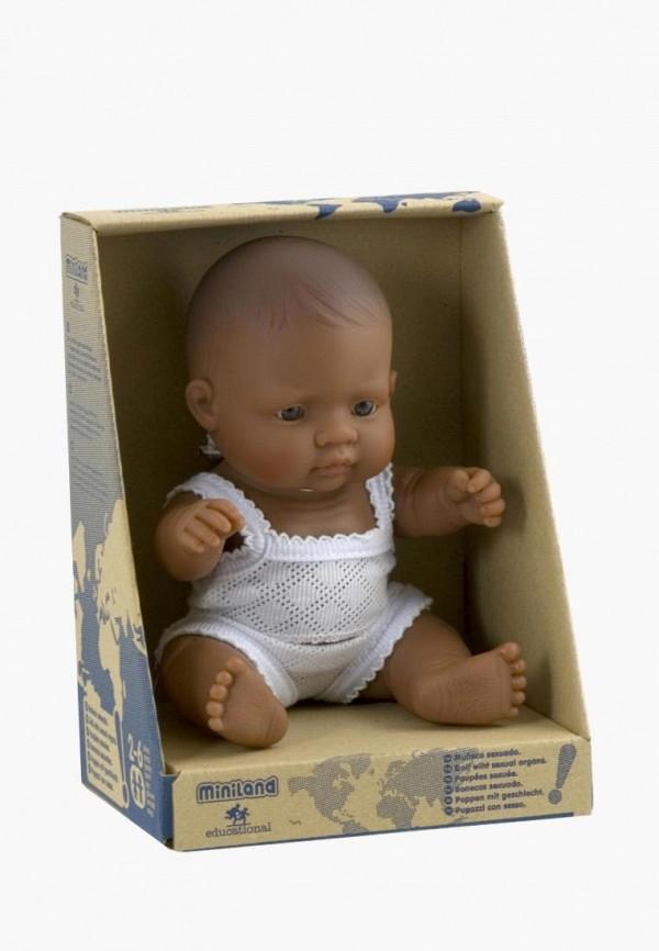 Кукла Miniland Miniland MP002XC00P4Z все цены