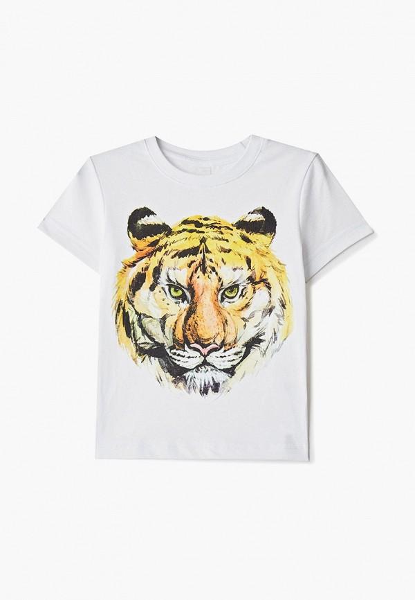 футболка наше малыши, белая