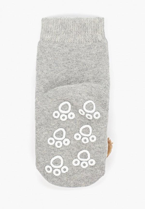 Носки для девочки Lansa цвет серый  Фото 2
