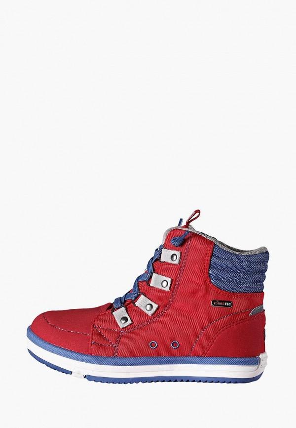 ботинки reima малыши, красные