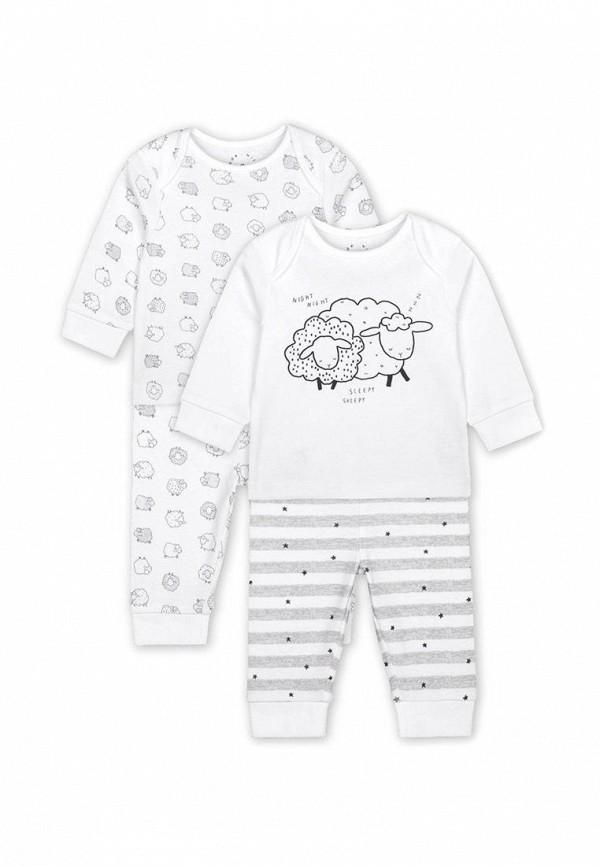 пижама mothercare малыши, разноцветная
