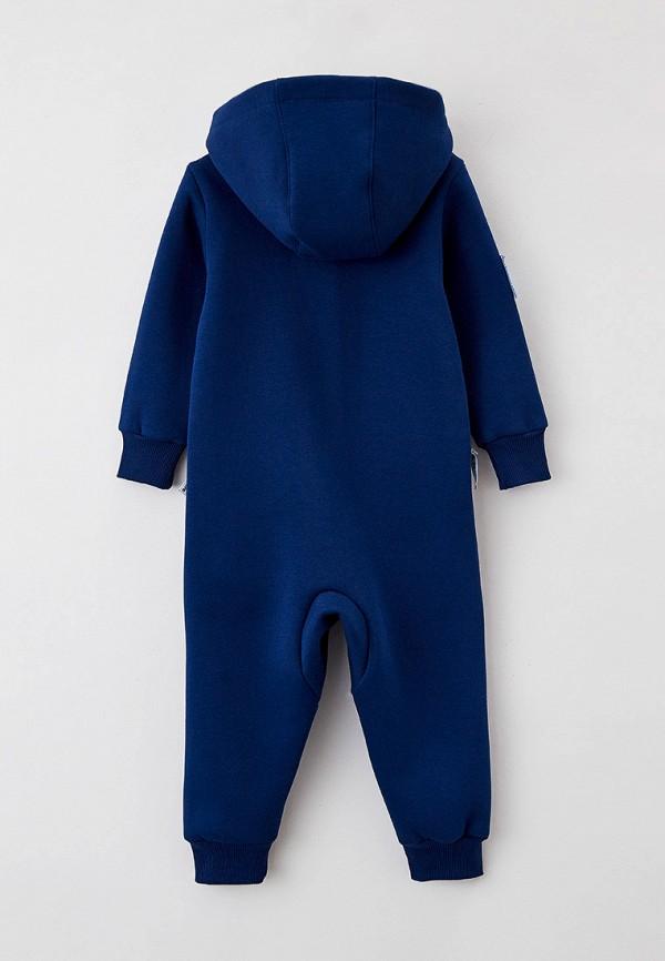 Детский комбинезон Cave Kids цвет синий  Фото 2
