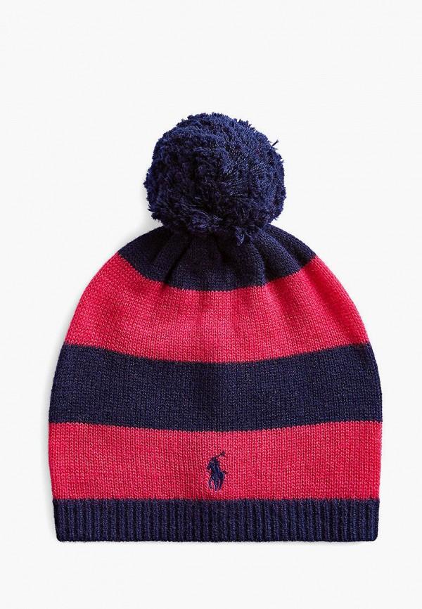 шапка polo ralph lauren малыши, разноцветная