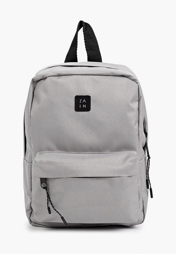 рюкзак zain малыши, серый