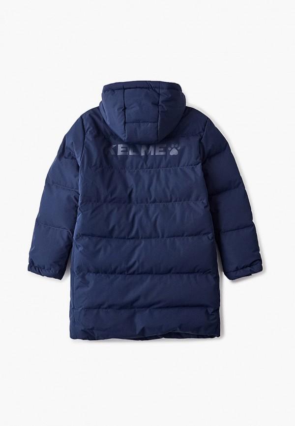 Куртка для мальчика утепленная Kelme цвет синий  Фото 2