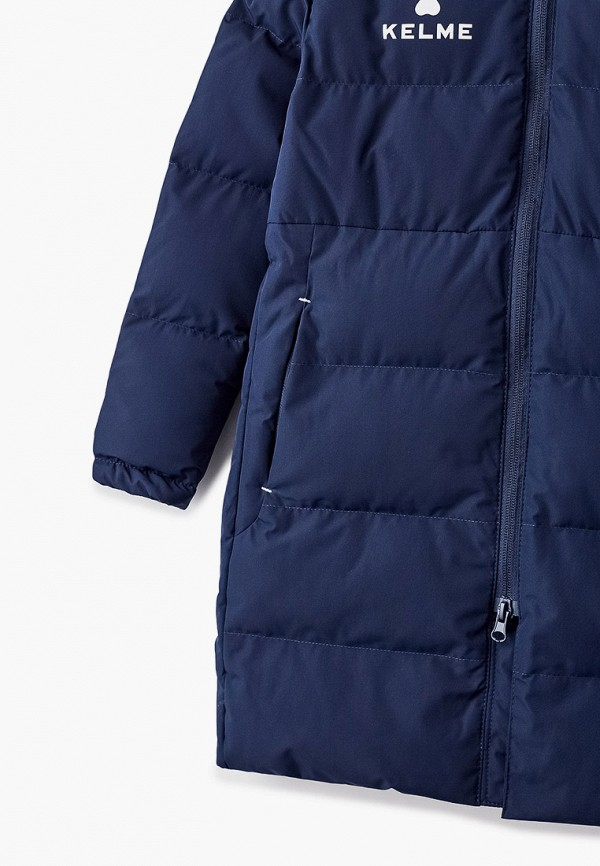 Куртка для мальчика утепленная Kelme цвет синий  Фото 3