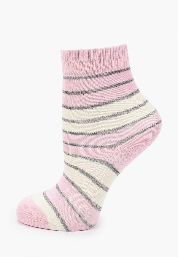 носки wool&cotton малыши, розовые