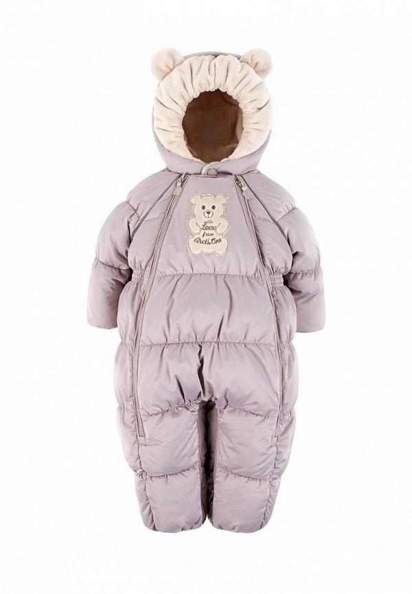 Детский комбинезон утепленный ArctiLine цвет серый  Фото 3