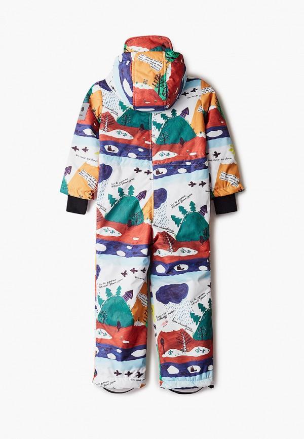 Детский комбинезон утепленный Bukidz цвет разноцветный  Фото 2