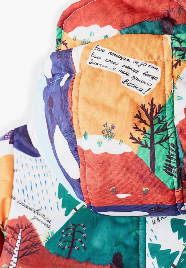 Детский комбинезон утепленный Bukidz цвет разноцветный  Фото 3