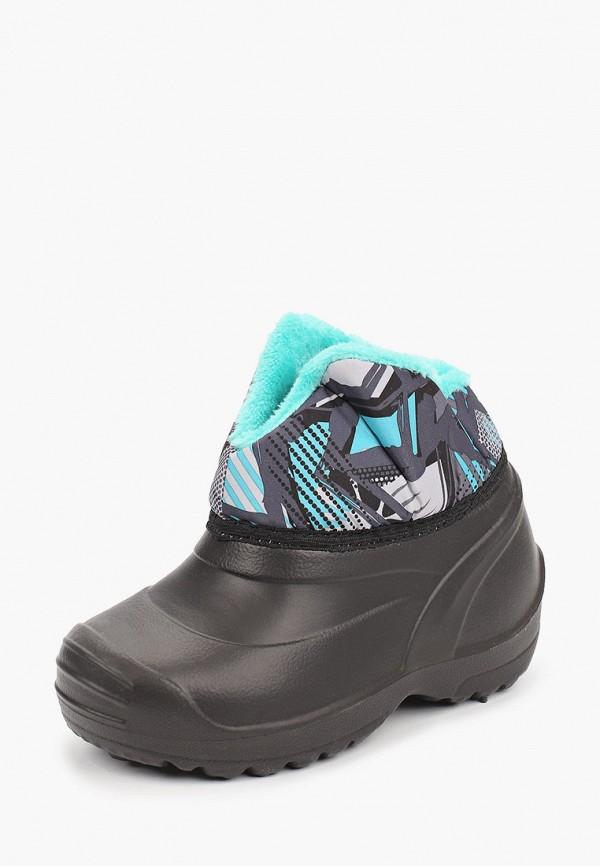 Резиновые сапоги Evart цвет черный  Фото 2