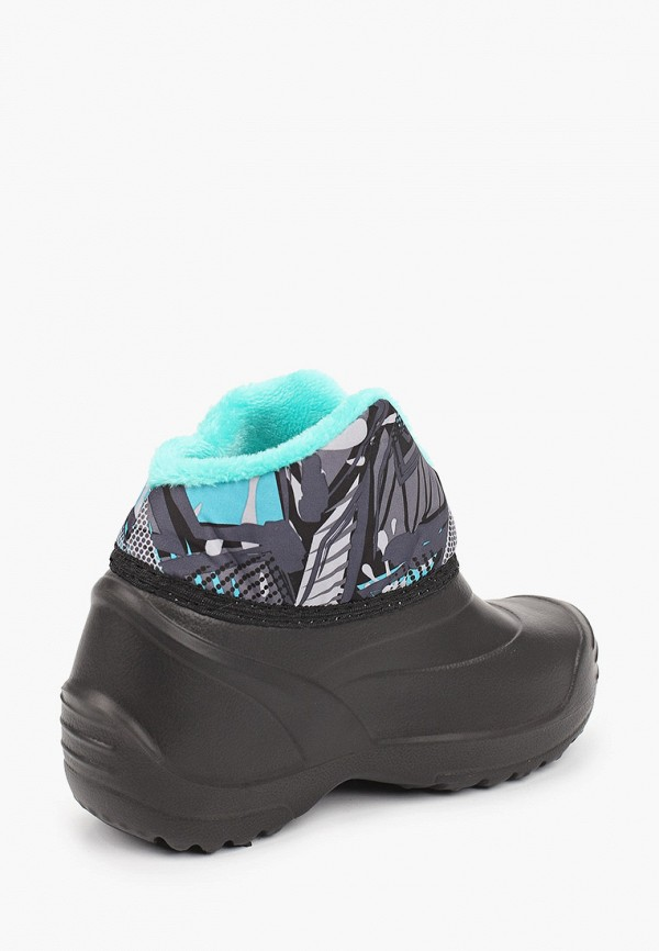 Резиновые сапоги Evart цвет черный  Фото 3