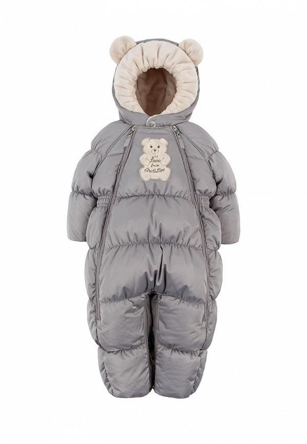 Детский комбинезон утепленный ArctiLine цвет серый