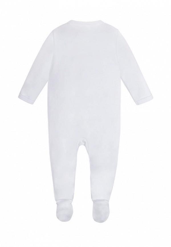 Детский комбинезон бельевой Bossa Nova цвет белый  Фото 2