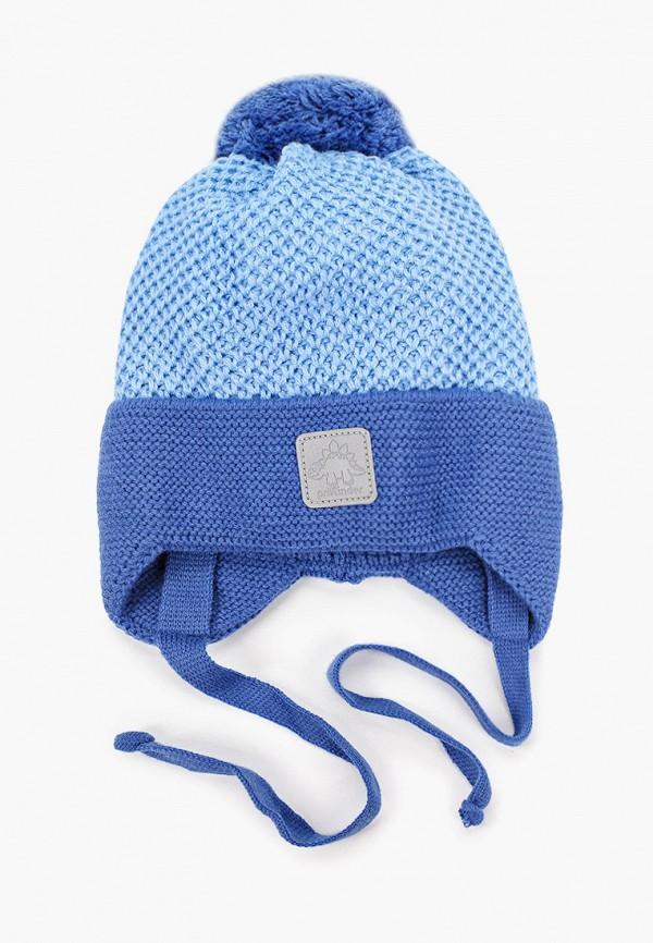 Шапка детская Prikinder цвет голубой