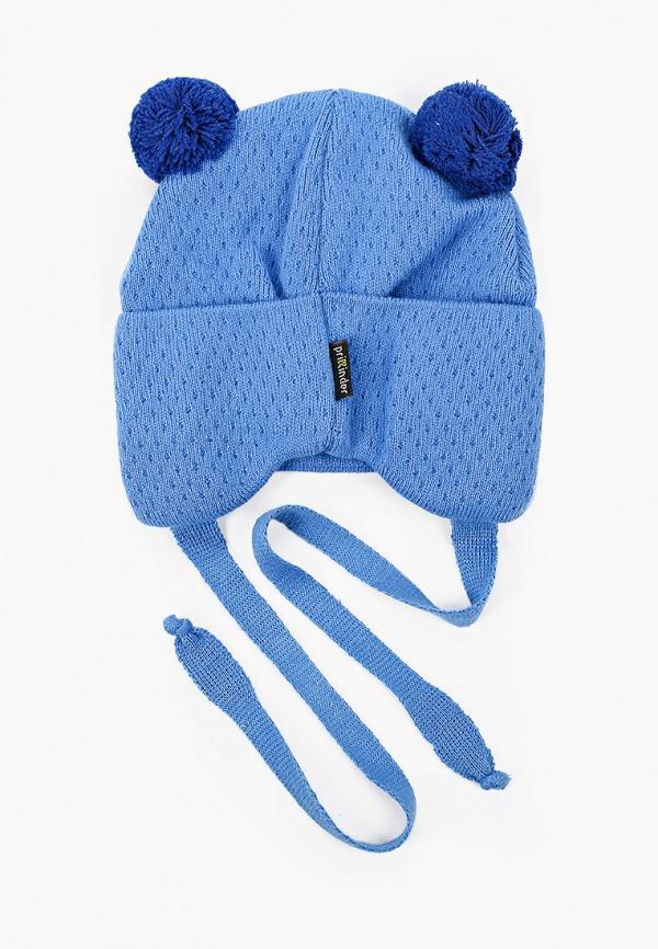 Шапка детская Prikinder цвет синий  Фото 2