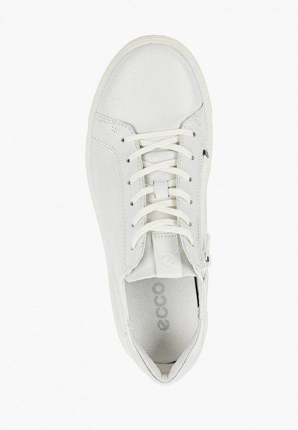Кеды для мальчика Ecco цвет белый  Фото 4