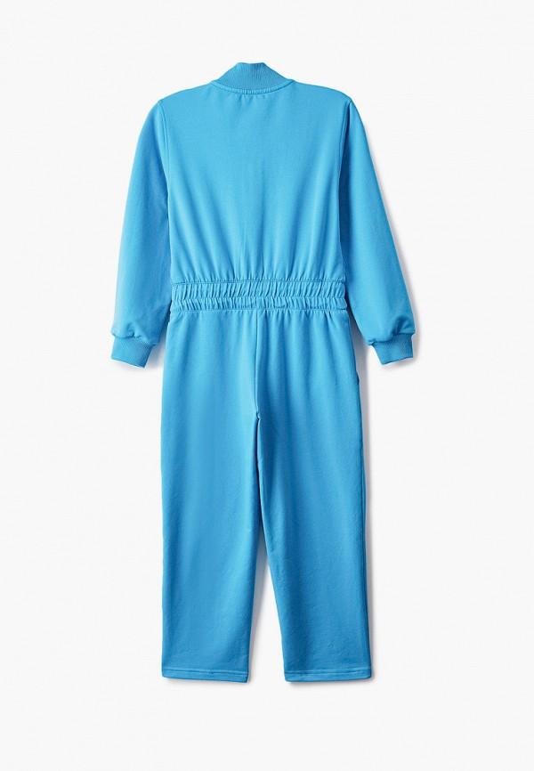 Детский комбинезон Smena цвет голубой  Фото 2