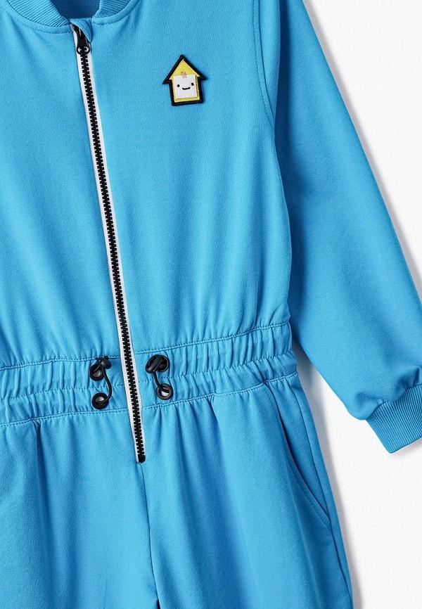 Детский комбинезон Smena цвет голубой  Фото 3