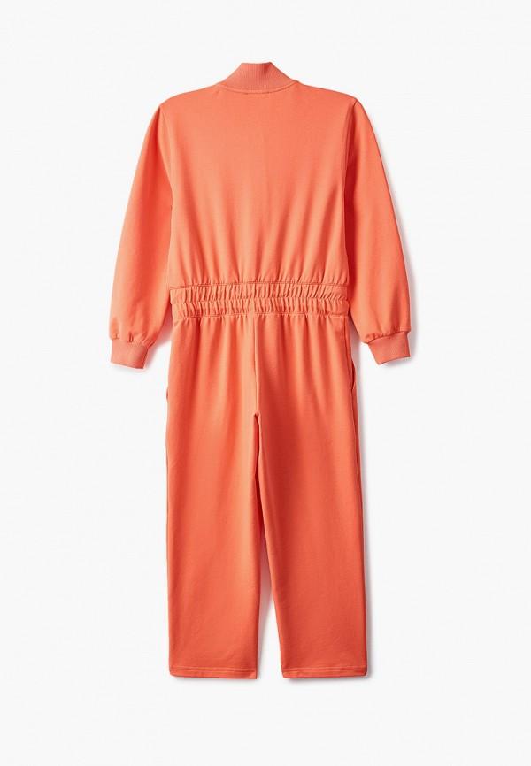 Детский комбинезон Smena цвет оранжевый  Фото 2